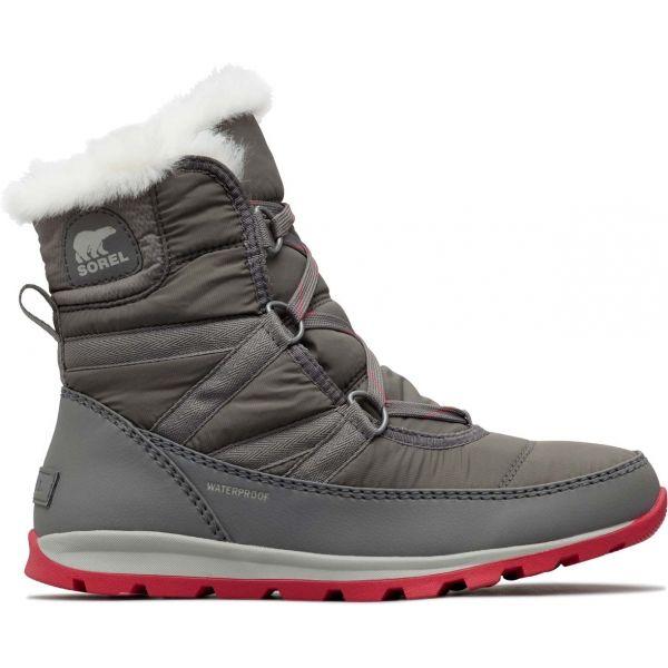 Sorel WHITNEY SHORT LACE - Dámska zimná obuv