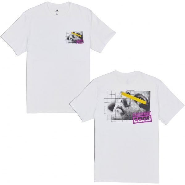 Converse CONS SEASONAL GRAPHIC TEE - Pánske tričko