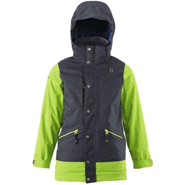 Scott JACKET B'S ESSENTIAL - Chlapčenská lyžiarska bunda
