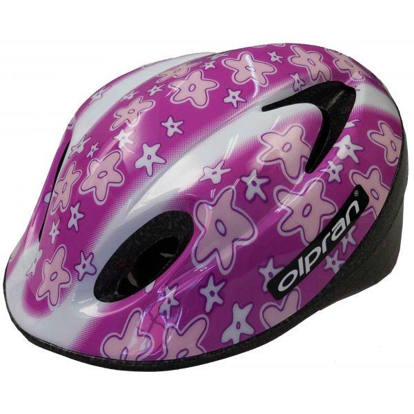 Olpran PUPPY - Detská cyklistická prilba