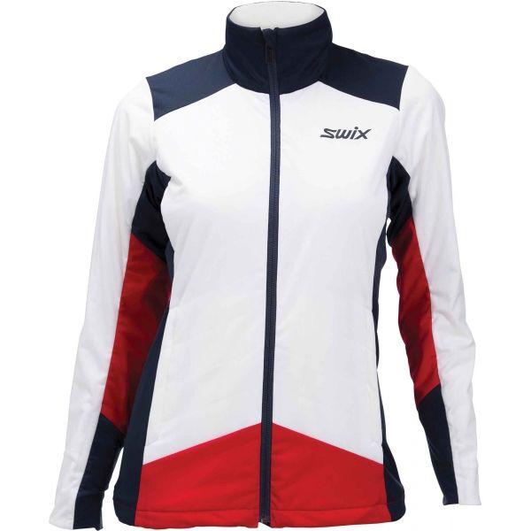Swix POWDERX - Dámska bunda na bežecké lyžovanie