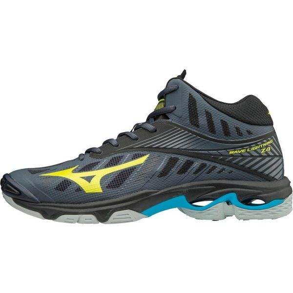 Mizuno WAVE LIGHTNING Z4 MID - Pánska volejbalová obuv