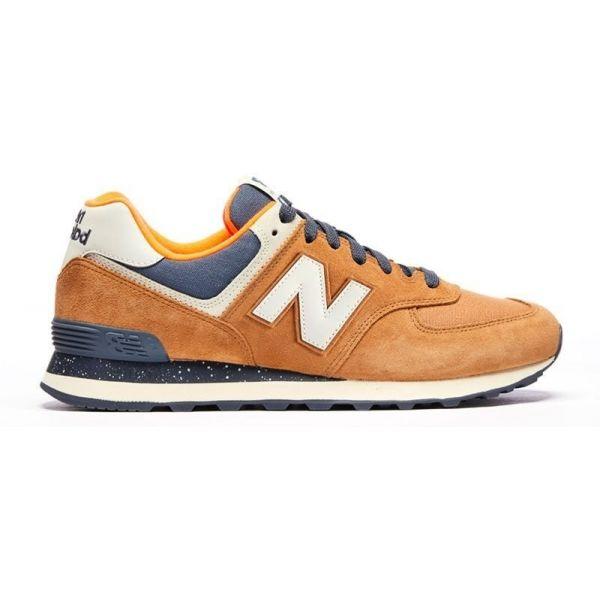 New Balance ML574HVB - Pánska voľnočasová obuv