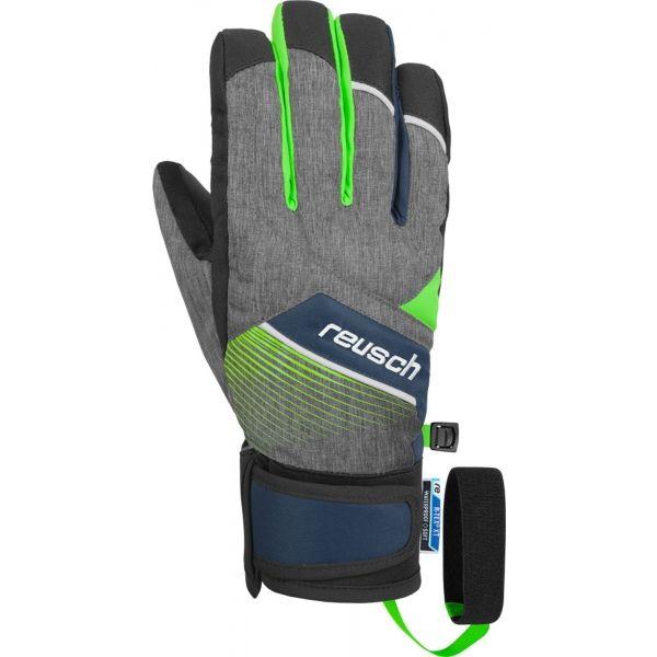 Reusch FERDI R-TEX XT JR G - Detské lyžiarske rukavice