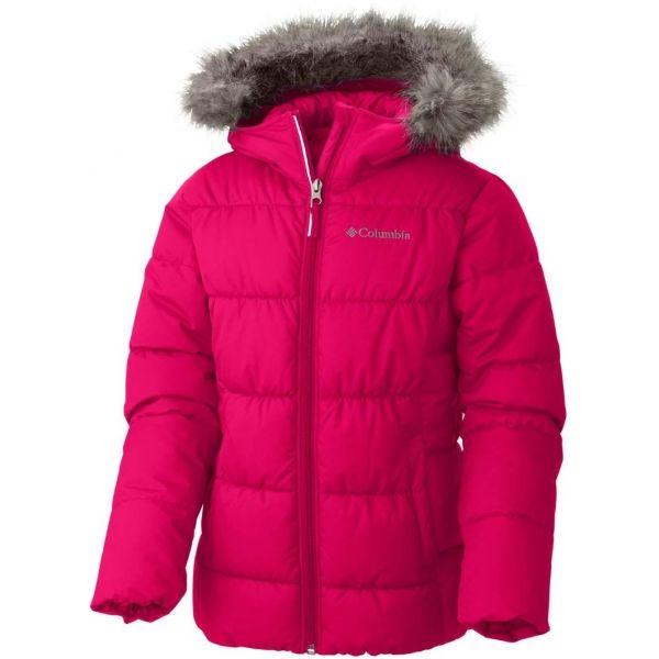 Columbia GYROSLOPE JACKET - Detská zimná bunda
