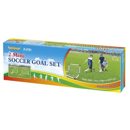 kladacie futbalové bránky set - Outdoor Play JC-219A - 2