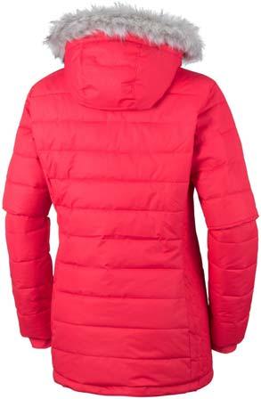 Columbia PONDERAY JACKET. Dámska zimná bunda. Dámska zimná bunda 789b9ee0208