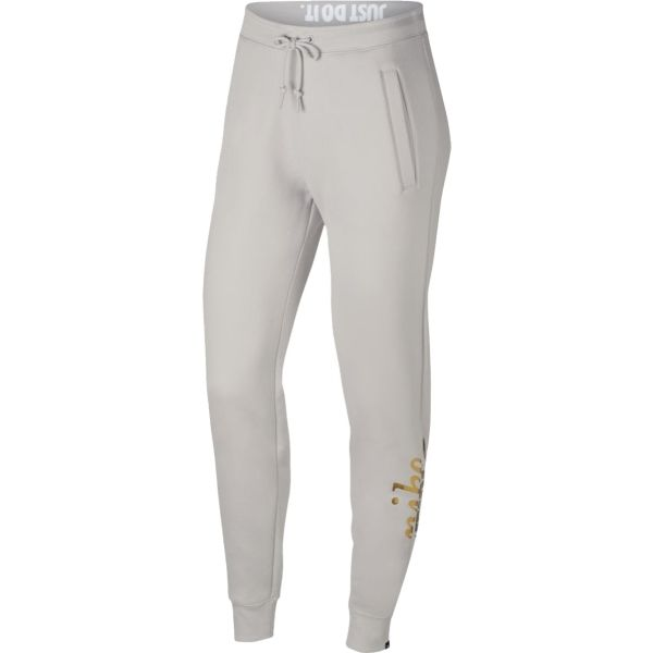 Nike NSW RALLY PANT REG METALLIC - Dámske tepláky