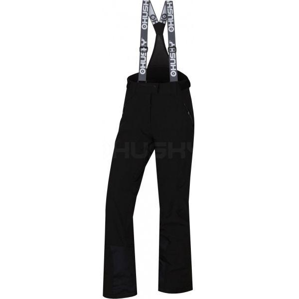 Husky W 17 GOILT L - Dámske zimné nohavice