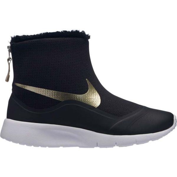 Nike TANJUN HIGH GS - Detská zimná obuv