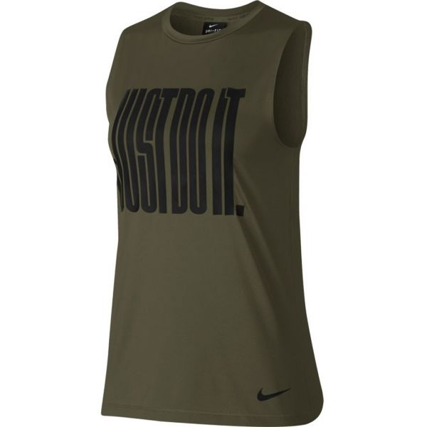 Nike TANK JDI MUSCLE - Dámske športové tielko