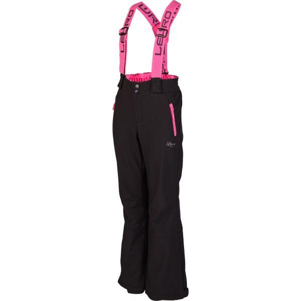 Lewro NUKA - Detské lyžiarske nohavice