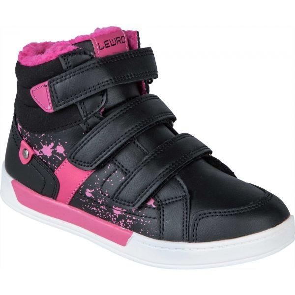 Lewro CUSTOS II - Detská zimná obuv