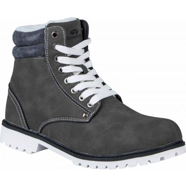 Numero Uno FARM GREY L - Dámska zimná obuv