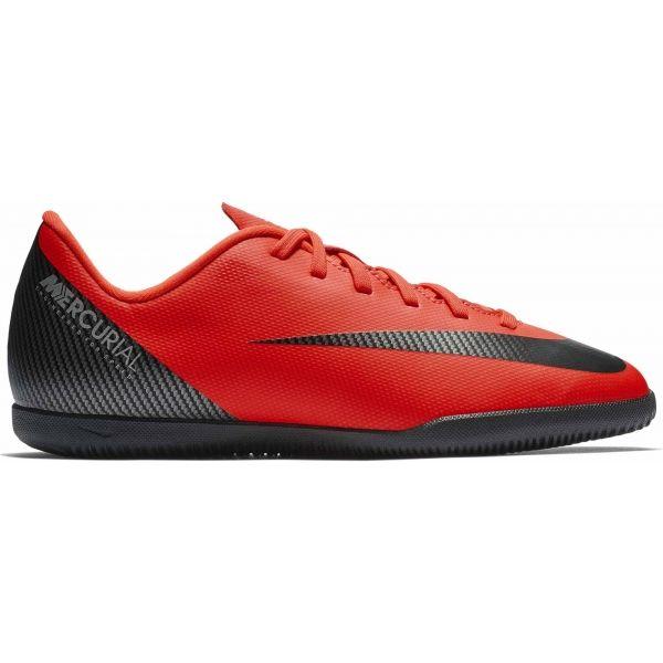 Nike CR7 JR VAPORX 12 CLUB IC - Chlapčenské sálovky