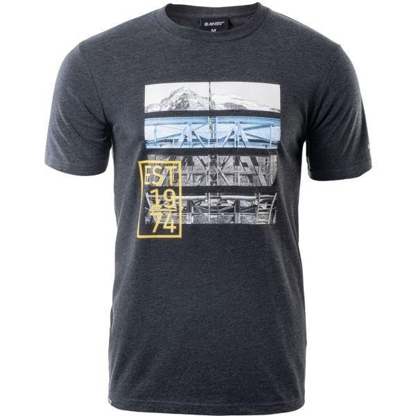 Hi-Tec MARVEN - Pánske tričko
