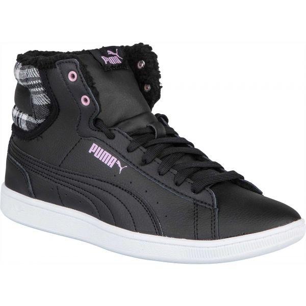 Puma VIKKY MID FUR SL - Dámska zimná obuv