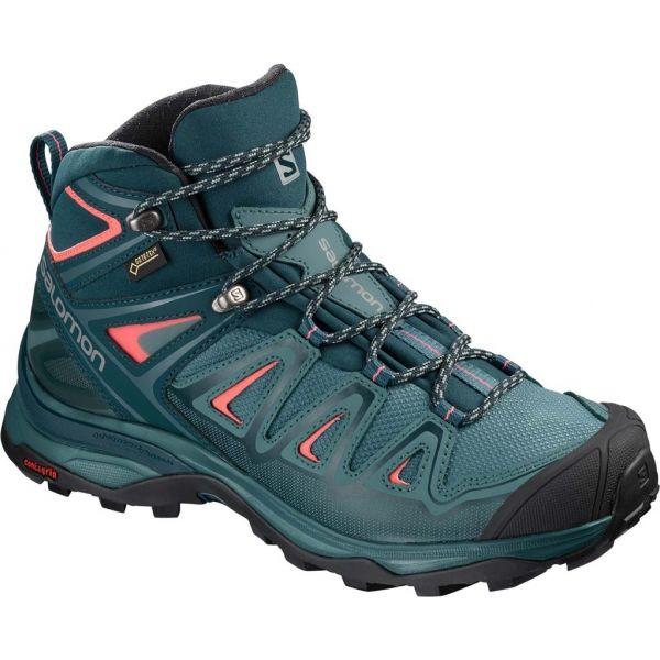 Salomon X ULTRA 3 MID GTX W - Dámska hikingová obuv