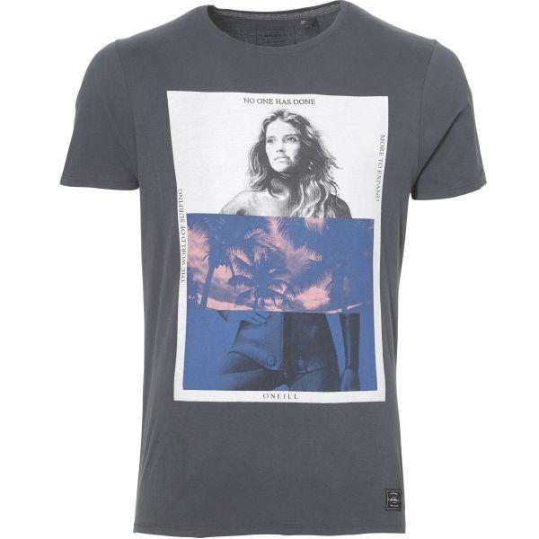 O'Neill LM OPTICAL ILLUSION T-SHIRT - Pánske tričko