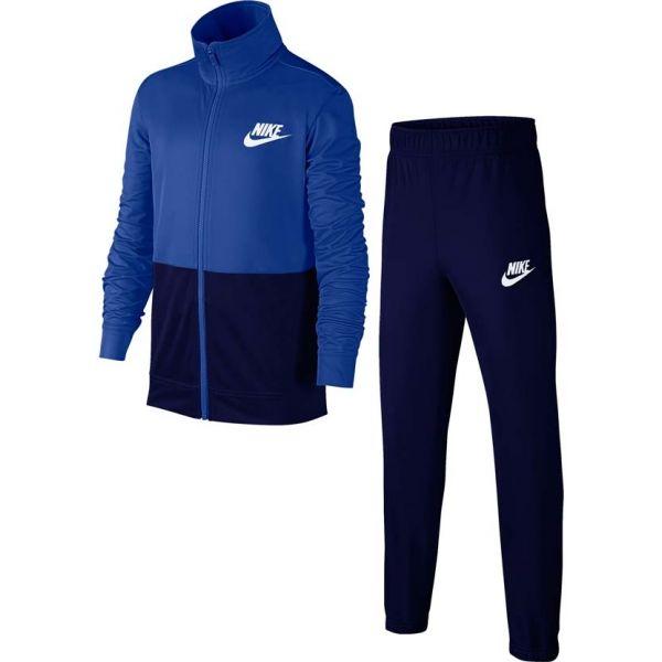 Nike NSW TRACK SUIT POLY B - Detská tepláková súprava