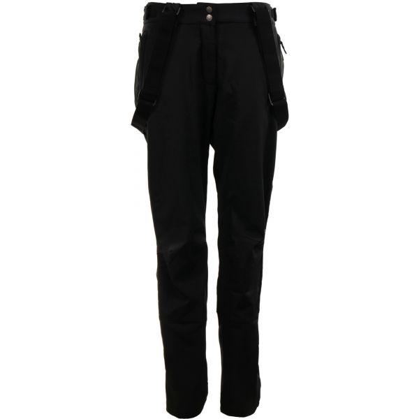 ALPINE PRO HIRUKA 2 - Dámske softshellové nohavice