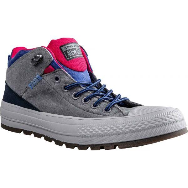 Converse CHUCK TAYLOR ALL STAR STREET BOOT - Pánska obuv na voľný čas