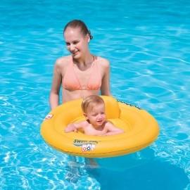 Bestway BABY SEAT - Plávacie koleso so sedacím krížom