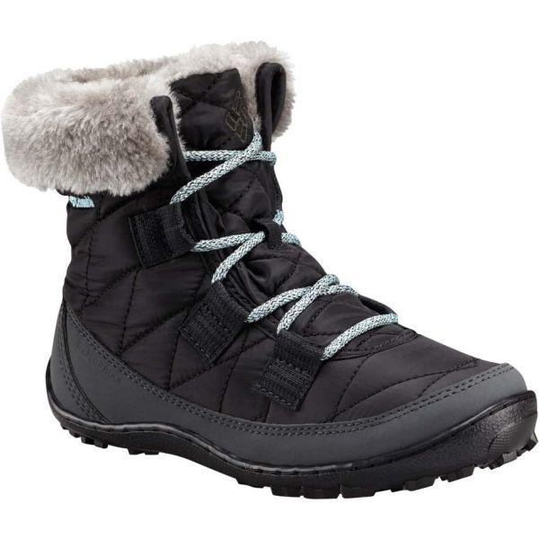 Columbia YOUTH MINX SHORTY OH WP - Detská zimná obuv