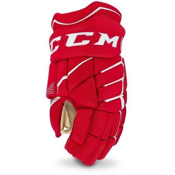 CCM JETSPEED 370 JR - Detské hokejové rukavice