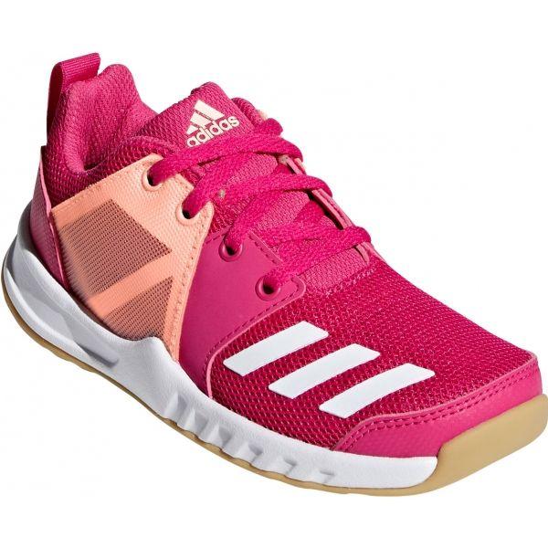 adidas FORTAGYM K - Detská športová obuv
