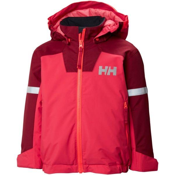 Helly Hansen K LEGEND INS JACKET - Detská zimná bunda