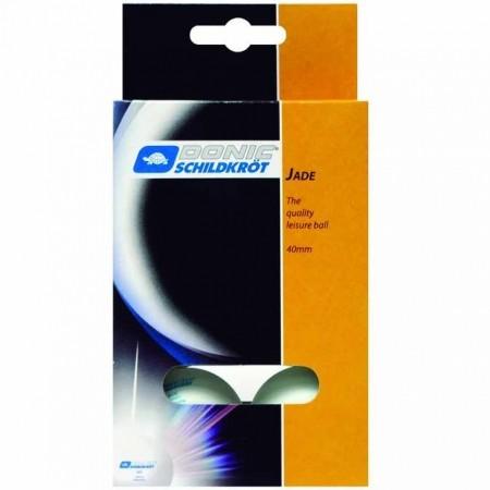 Loptičky na stolný tenis - Donic JADE BALL (6 KS) WHITE