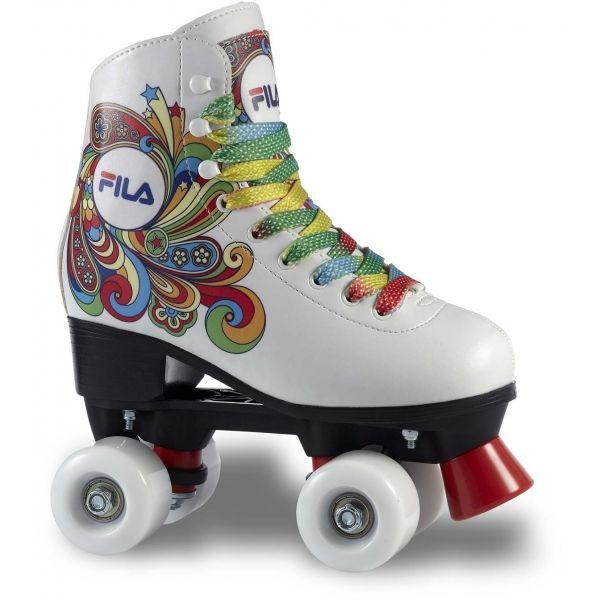 Fila BELLA - Detské dvojradové korčule