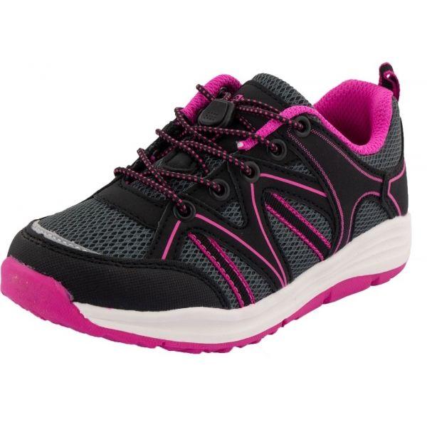 ALPINE PRO HANNO - Detská športová obuv
