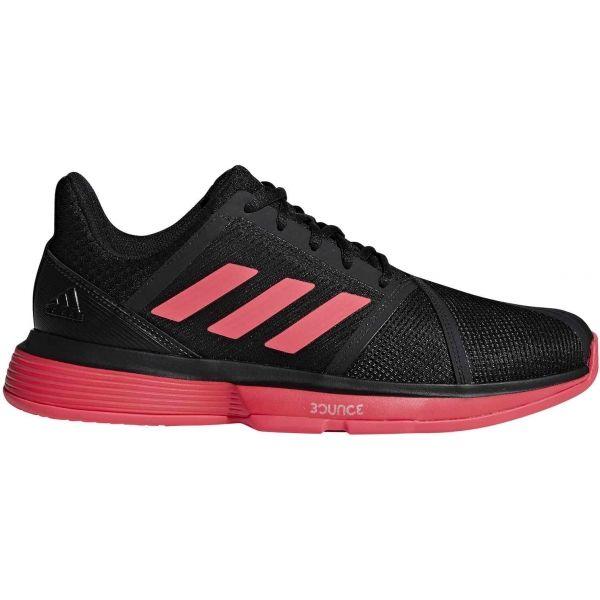 adidas COURTJAM BOUNCE - Pánska tenisová obuv