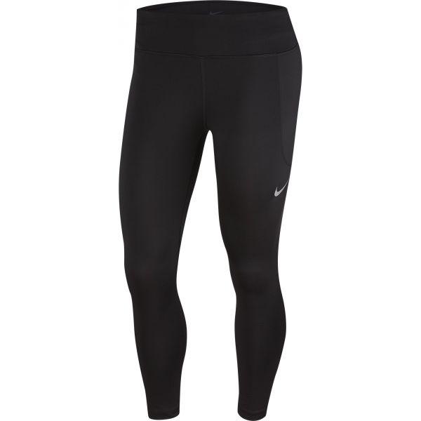 Nike FAST CROP W - Dámske bežecké legíny