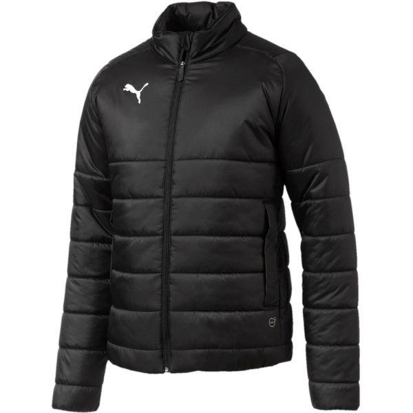 Puma LIGA CASUALS PADDED JACKET - Pánska zimní bunda
