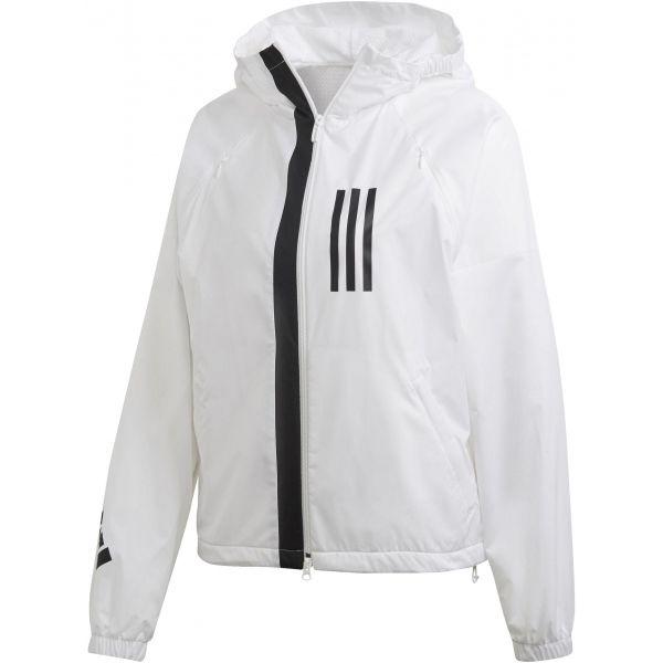 adidas FLEECE-LINED WND - Dámska športová bunda