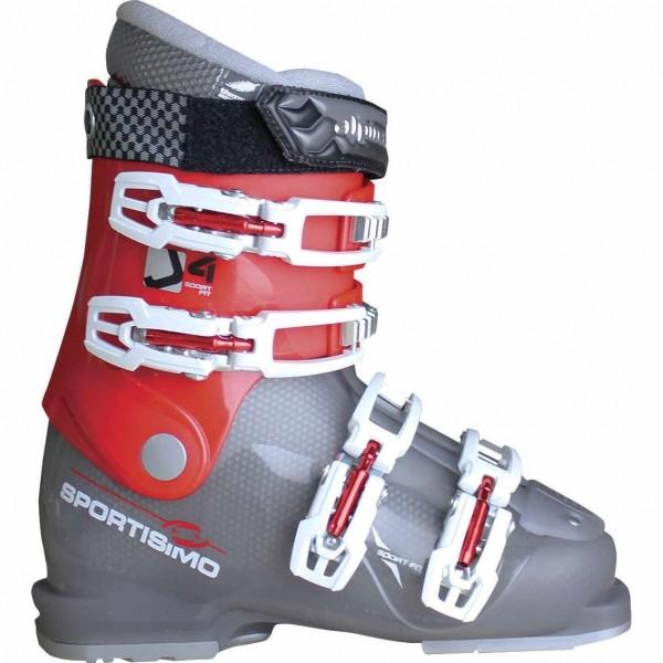Alpina J4 - Detské lyžiarske topánky