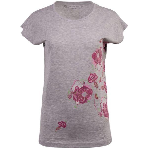 7fd5510bd232 ALPINE PRO ARMANA 4 - Dámske tričko