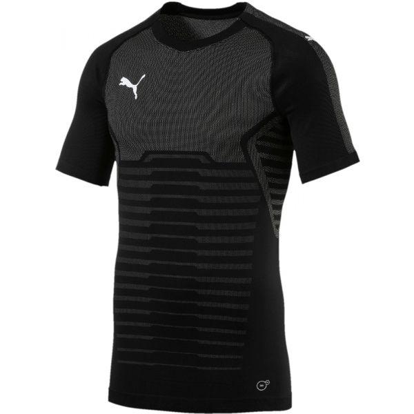 Puma FINAL EVOKNIT JERSEY - Pánske tričko