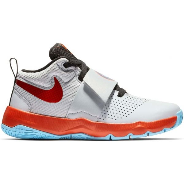 Nike TEAM HUSTLE D 8 SD - Detská basketbalová obuv