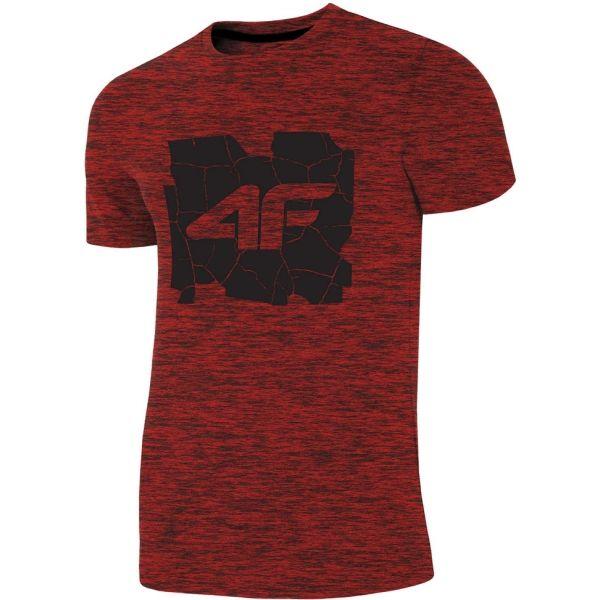 4F PÁNSKE TRIČKO - Pánske tričko