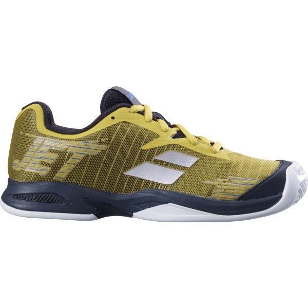 Babolat JET JR CLAY - Juniorská tenisová obuv