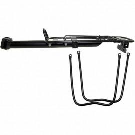 One HLINÍKOVÝ NOSIČ NA SEDLOVKU - Hliníkový nosič na bicykel