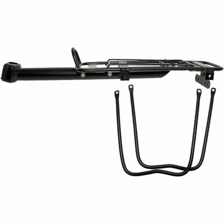 HLINÍKOVÝ NOSIČ NA SEDLOVKU - Hliníkový nosič na bicykel - One HLINÍKOVÝ NOSIČ NA SEDLOVKU