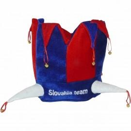 SPORT TEAM Fan klobúk šašo SK