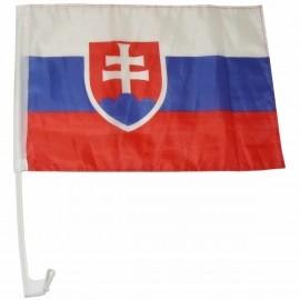 SPORT TEAM Fan vlajka na auto SK