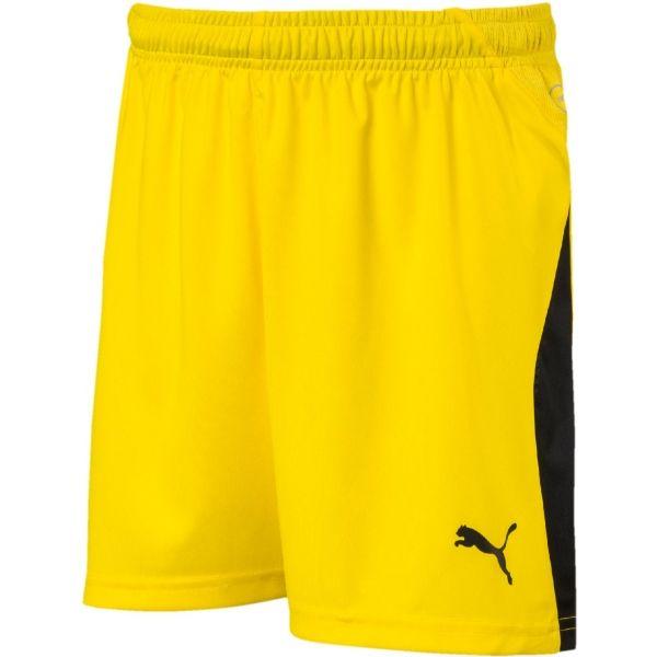 Puma LIGA SHORTS JR - Chlapčenské športové šortky
