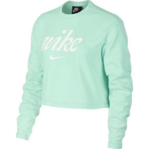 Nike NSW CREW CROP WSH - Dámska mikina